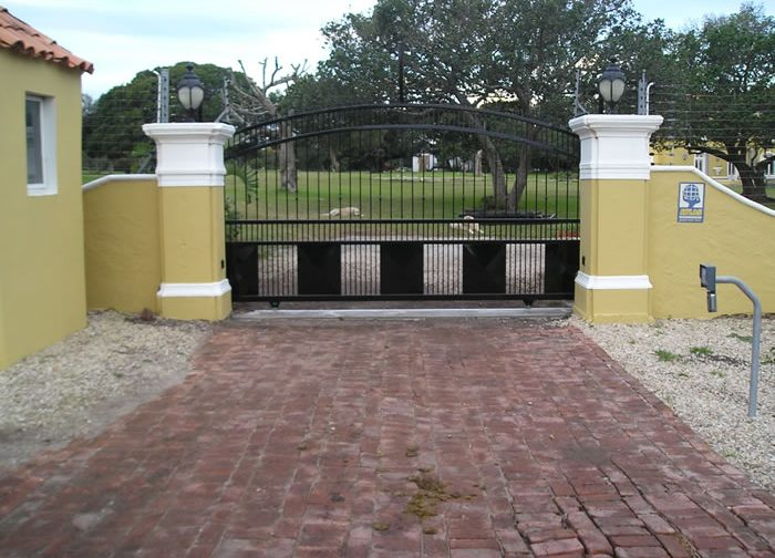 Beautiful steel creations with Sliding Gates by Twisted Steel in Port Elizabeth