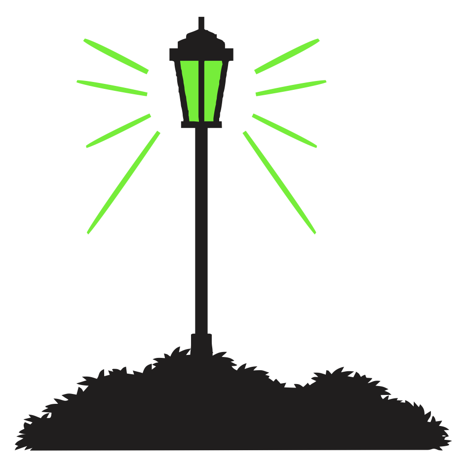 Security tips - increase lighting on your property - Twisted steel, Port Elizabeth